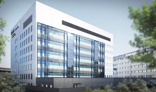 Turun Medisiina D -uudisrakennus saavutti harjakorkeuden