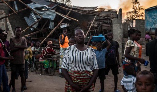 Mosambikiin 40 000 euroa katastrofiapua Espoon seurakunnilta