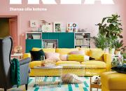 Uusi IKEA-kuvasto tuo elämän olohuoneeseen