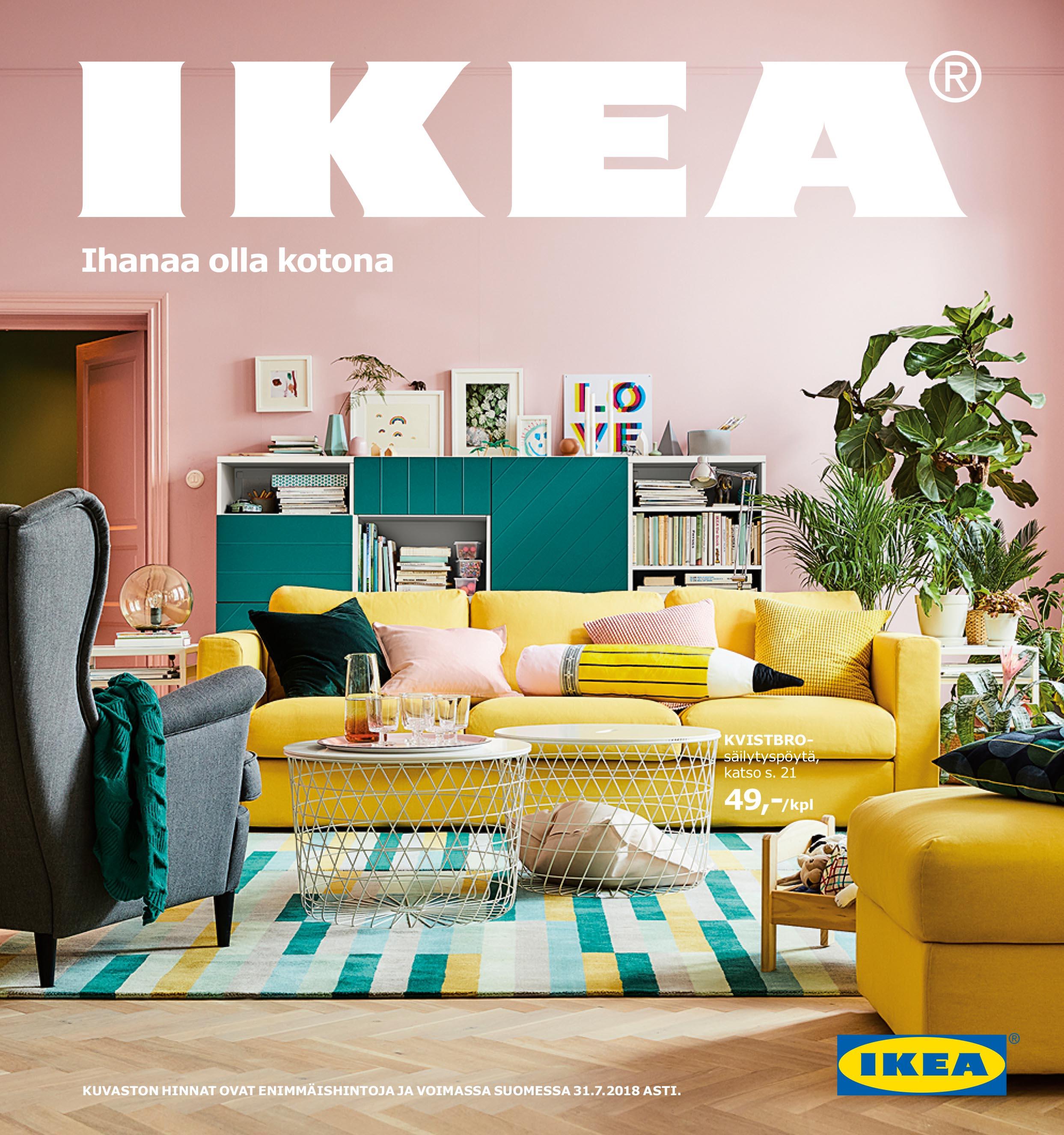 ikea joulu 2018 kuvasto Uusi IKEA kuvasto tuo elämän olohuoneeseen   ePressi ikea joulu 2018 kuvasto