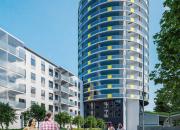 Oulun 16-kerroksinen maamerkki on harjakorkeudessaan