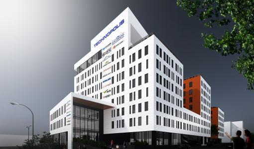 Skanska laajentaa Technopolis Asemakeskusta Tampereella