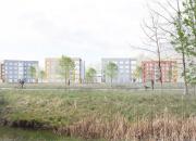 Helsingin Malmille tulossa yli 150 asunnon kokonaisuus Skanskan rakentamana