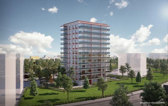 lappeenrannan-majakka-on-valmistuttuaan-lappeenrannan-korkein-asuinrakennus.-kuva-skanska..jpg