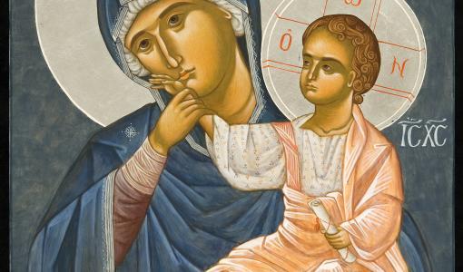 Korjaus: Valamon luostarin näyttelyissä ikonitaidetta ja puhuttelevia luontokuvia