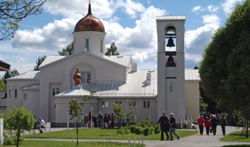 Valamon luostariin odotetaan vilkasta matkailukesää