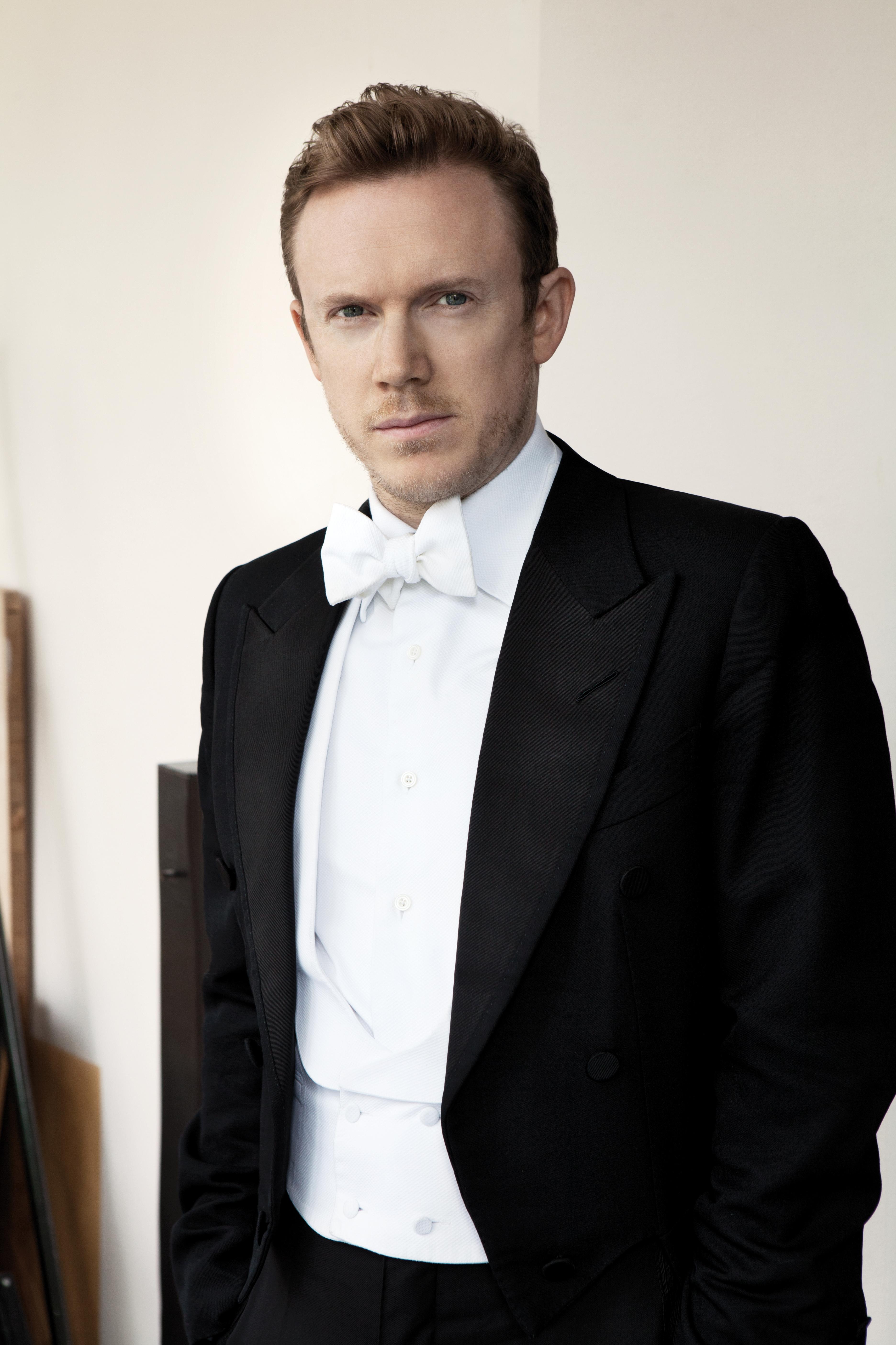 Daniel Harding korvaa sairastuneen Zubin Mehtan Wienin filharmonikkojen kapellimestarina Tampere ...