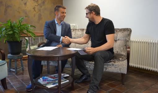 Finnfoam ja Suomen Hiihtoliitto ovat solmineet jatkosopimuksen vuoksiksi eteenpäin
