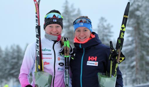 Suomalaisille harvinaista tuplavoittoherkkua Skandinavia-cupissa Vuokatissa