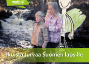 Kansanlähetyksen joulukeräys Suomen lasten hyväksi