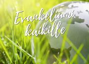 Raamattukesässä Roomalaiskirjeestä opettavat Nummela, Räsänen ja Ollilainen