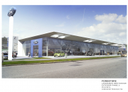Laakkonen avaa uuden FordStore-liikkeen Raisiossa
