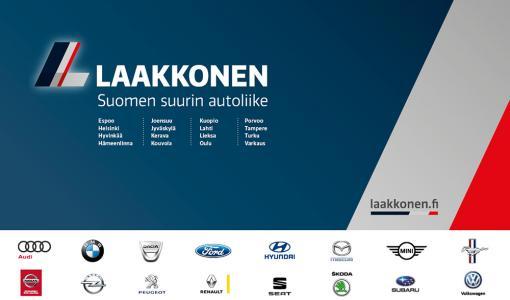Laakkonen laajentaa autoliikkeiden verkostoaan