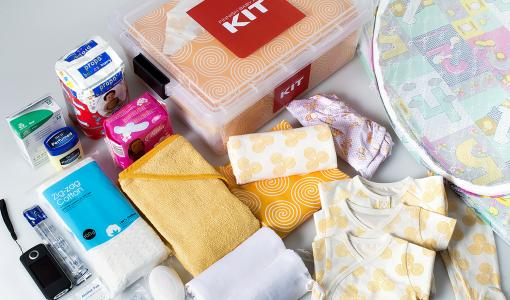 Lahjavinkki mattimyöhäiselle: äitiyspakkaus Keniaan