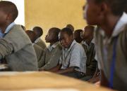 Claned ja World Vision parantavat opetuksen laatua Keniassa