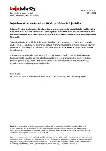 lehdistotiedote_lujatalo-maksaa-nastarenkaat-henkilokunnan-polkupyoriin.pdf