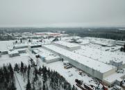 Lujabetoni investoi Suomen suurimpaan elementtitehtaaseen Järvenpäässä