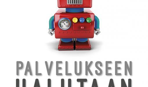 Jussi Marttinen miettii tulevaisuuden työelämää ja robotteja uutuuskirjassa – julkistaminen 14.2.