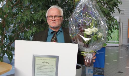 Herkällä korvalla -palkinto kuuloesteettömyyteen erikoistuneelle Qlu Oy:lle