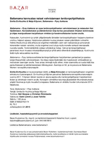 tiedote_bailamama_pysy-tiukkana_02012015.pdf