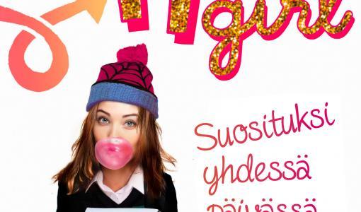 Nolojen tilanteiden tyttö mokailee jälleen Katy Birchallin hulvattomassa uutuusromaanissa