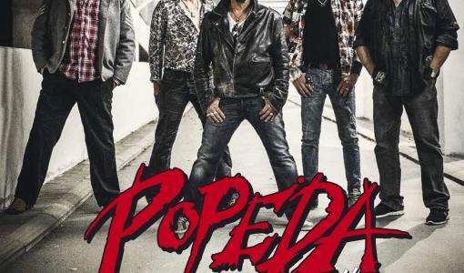 Kaikkien aikojen laajin Popeda-kirja rokkaa läpi bändin 40-vuotisen taipaleen