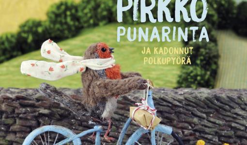 TIEDOTE Uusi kotimainen lastenkirjasarja hurmaa taidokkaalla kuvituksellaan
