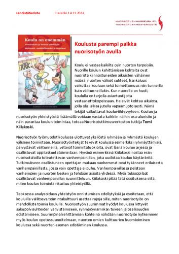 lehdistotiedote_koulu-on-enemman_tomi-kiilakoski_1411.pdf