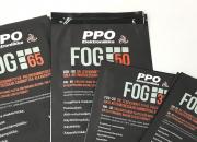 FOG-palonsammutuslevy havaitsee ja sammuttaa alkavan palon