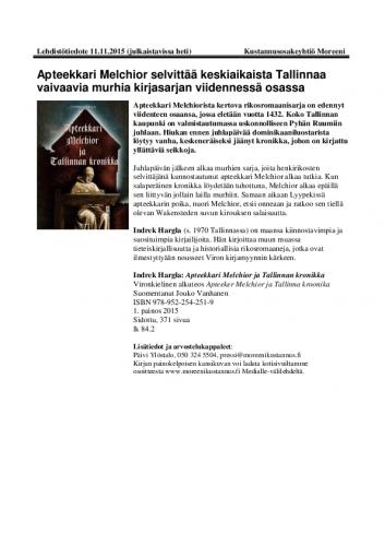 melchiorv_lehdistotiedote.pdf
