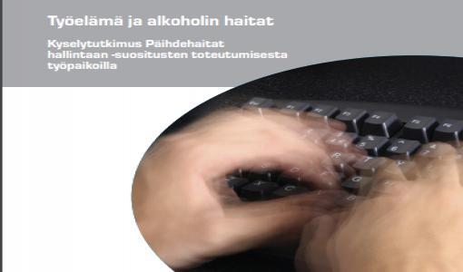 Työpaikoilla tarvitaan tukea alkoholihaittojen käsittelyyn