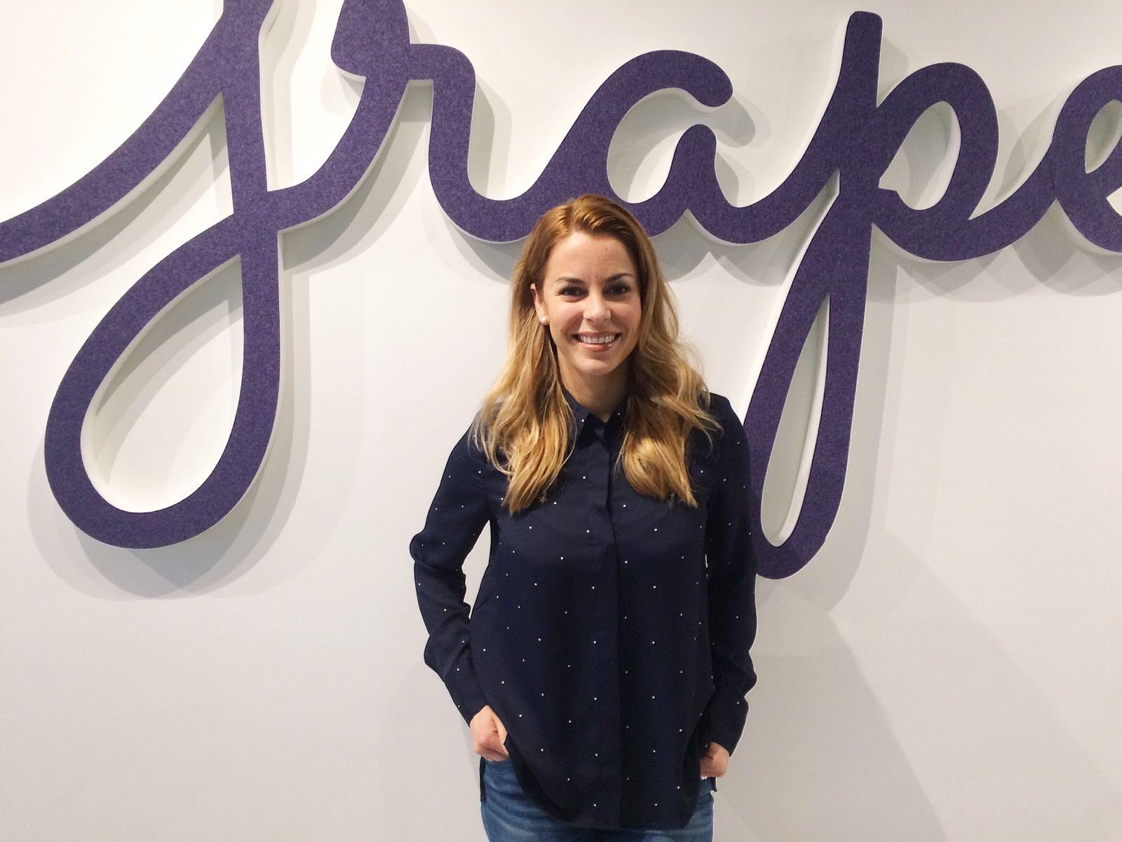 Satu Apukka aloitti Grapevinen myyntijohtajana 1.3.2017