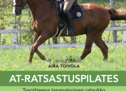 Istuntavalmentaja Aira Toivolan kehittämästä ainutlaatuisesta ratsastuspilatesmenetelmästä julkaistaan tietokirja
