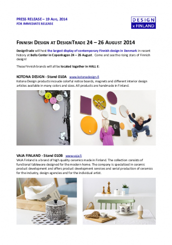 press-release-finnish-brands-at-designtrade.pdf