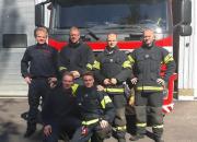 Viisi erilaista tarinaa vapaaehtoisesta palokunnasta