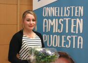 Suomen Opiskelija-Allianssi – OSKU ry:n puheenjohtajaksi Emmi Pentikäinen