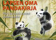 Suomen omat pandat pääsivät jo lastenkirjaan