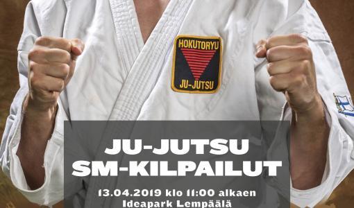 Ju-jutsun SM 13.04.2019