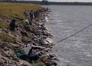 Uljuan altaalla kisattiin Suomen onkimestaruuksista
