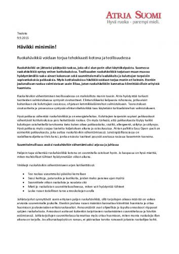 tiedote-atria-ruokahavikki-.pdf