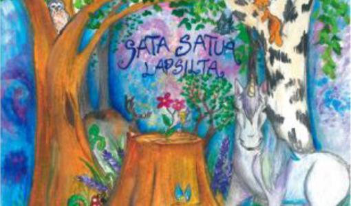 Vuoden kiinnostavin, paikallinen lastenkirja julkaistaan Hämeenlinnassa