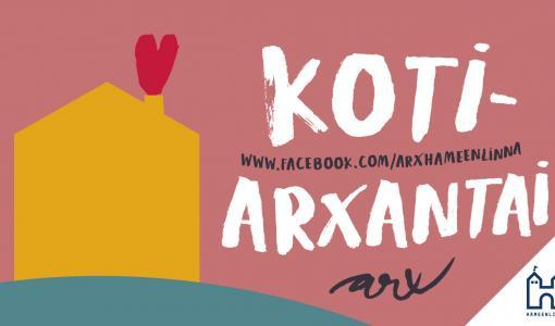 Koti-ARXantai tuo lastenkulttuuritapahtuman kotiisi!