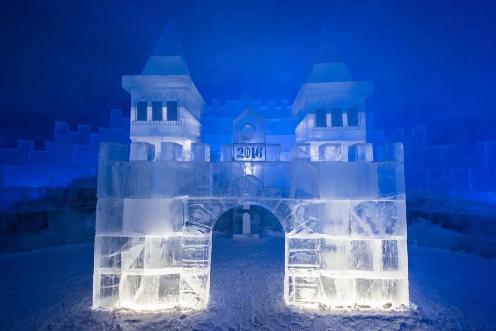 фото ледяных замков жизнь кометой пронеслась