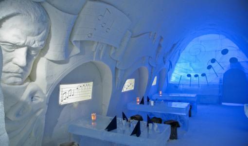 Kemin LumiLinnan avajaiset vietetään 21.1.2017