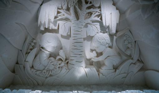 Kemiläiset lapset maksutta LumiLinnaan
