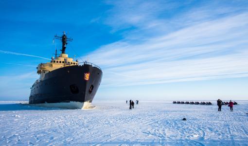 Talven hieno matkailukausi päättyy Kemissä