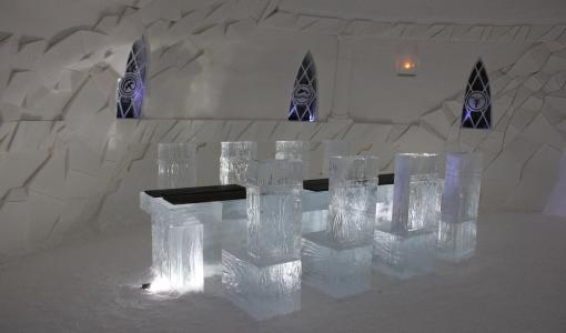 Oikaisu julkaisuun: Lumesta rakennettu hotelli kiinnostaa – Uutuutena Game of Thrones® - teema