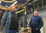 Hukkalämmöt teollisuuslaitoksessa uusiokäyttöön, ympäristöteko kannatti myös taloudellisesti