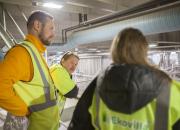 Tehtaan energialaskusta hävisi kunnon viipale – Oulun Energia ja Calefa veivät Ekovillan pysyvän energiasäästön tielle