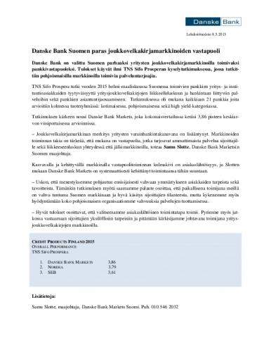 danske-bank-suomen-paras-yritysjoukkovelkakirjamarkkinoiden-vastapuoli-2015.pdf